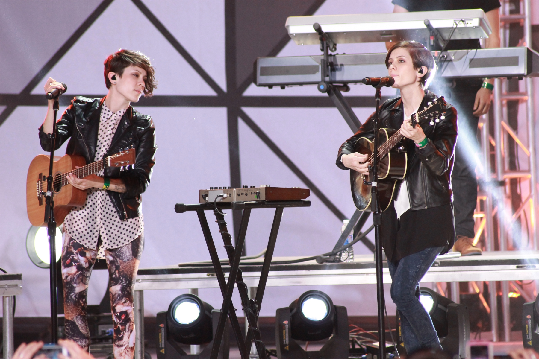 "Tegan and Sara Debut ""Don't Believe the Things They Tell You (They Lie)"" From Upcoming Record Hey, I'm Just Like You"