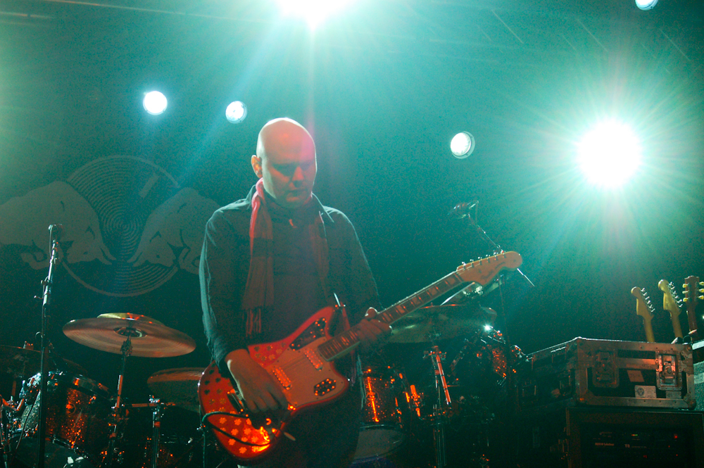 Smashing Pumpkins Tease Reunion Tour at Madison Square Garden, The Forum and United Center