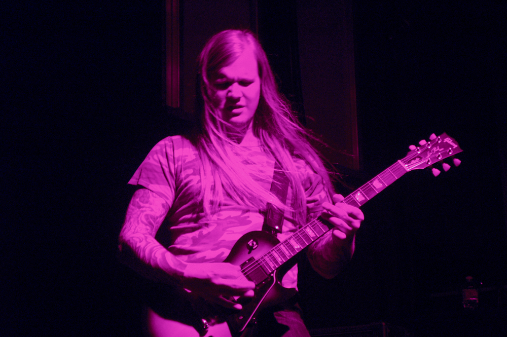 Kyle Shutt of The Sword Announces Summer 2019 Tour Dates With Electric Six