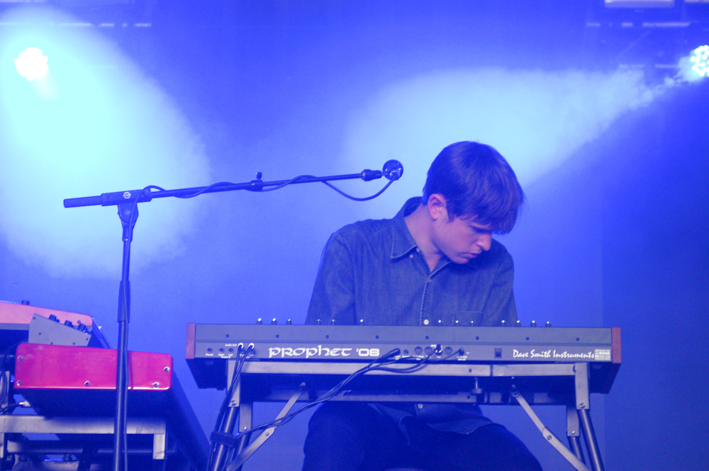 WATCH: James Blake and Mac Demarco Perform With Connan Mockasin in San Francisco