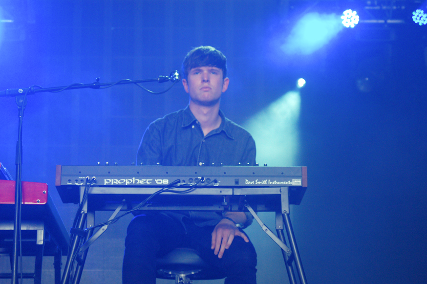 James Blake Announces Winter 2015 DJ Tour Dates