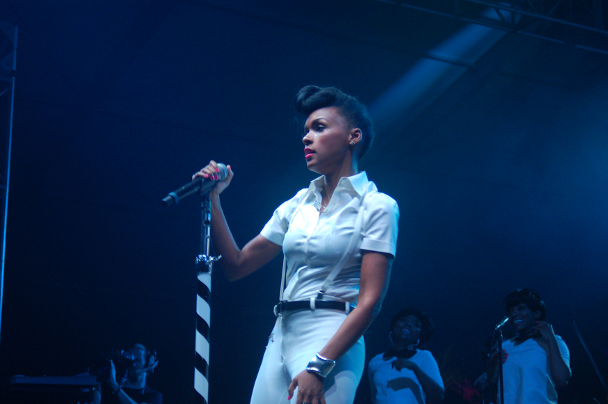 Janelle Monáe releases two new singles, Make Me Feel and Django Jane