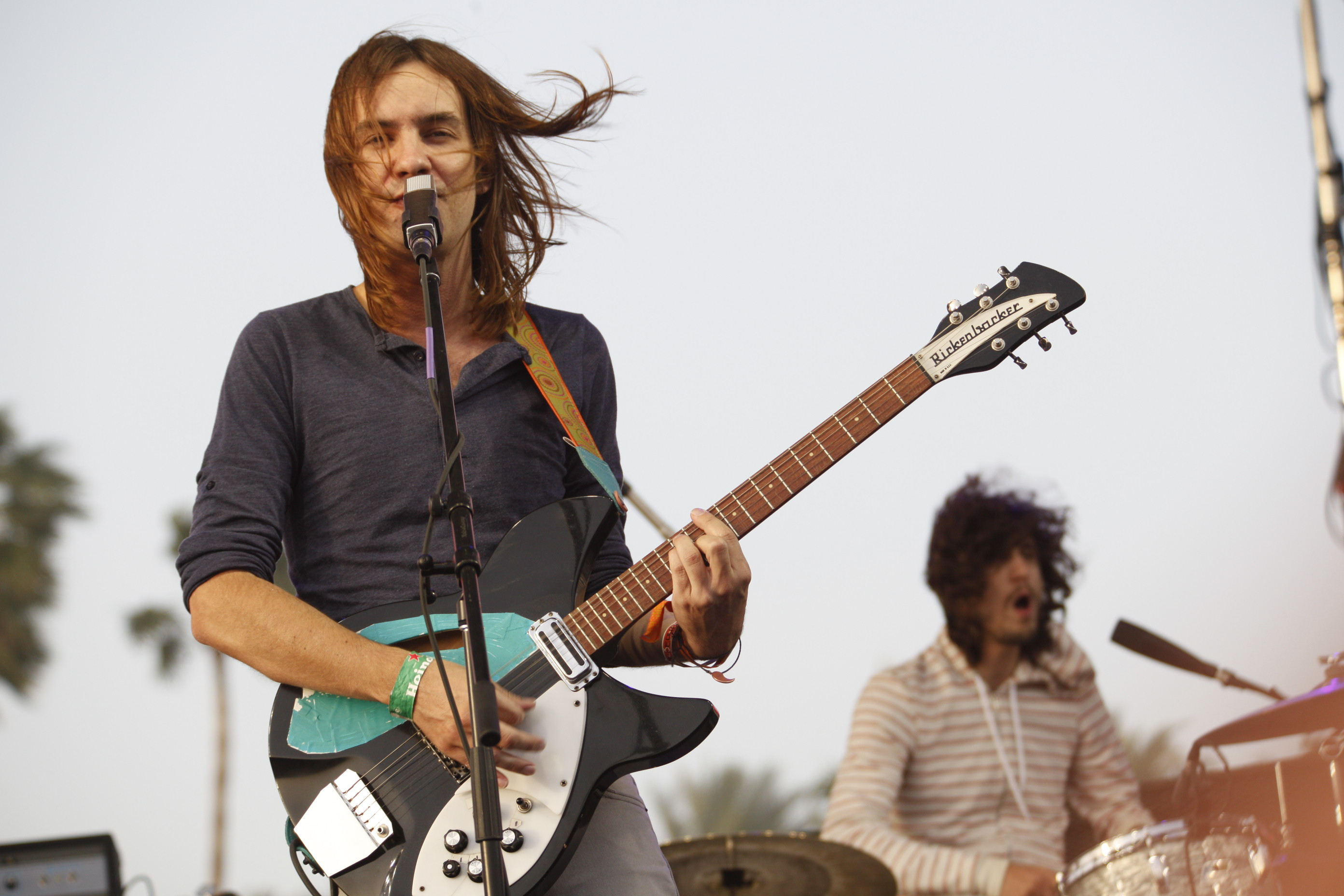 Desert Daze Festival 2018 Day One Featuring Warpaint, Pond, Some Tame Impala and a Storm