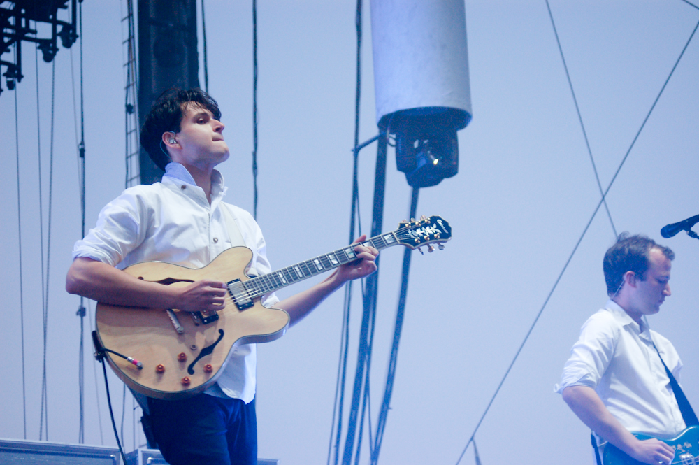 Watch Vampire Weekend Make Live Return with Surprise Two-Song Set