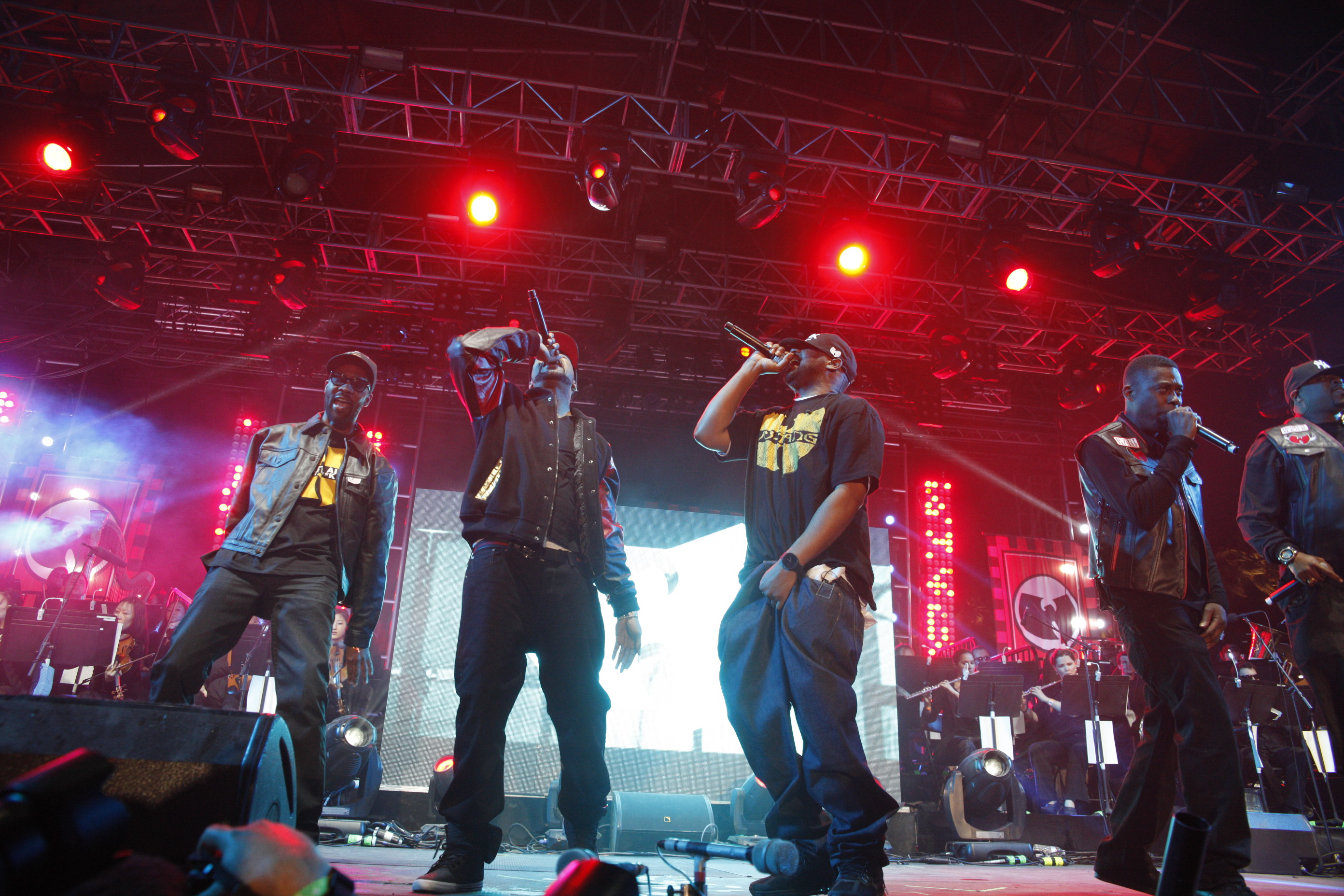 Wu-Tang Clan Announce New Album Once Upon A Time In Shaolin Will Not Be Released Publicly For Another 88 Years