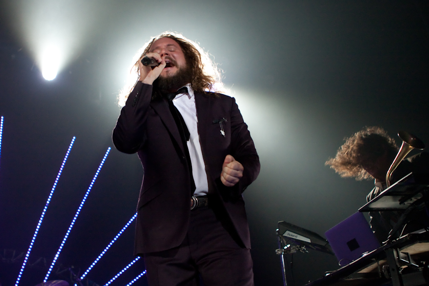 "LISTEN: Jim James Releases New Song ""Here In Spirit"""