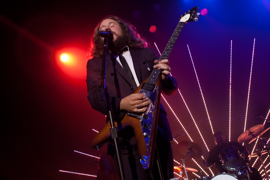 Jim James Confirms New Monsters Of Folk Album