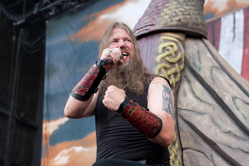 """Amon Amarth Announce New Album Jomsviking And Release New Video For """"First Kill"""""""