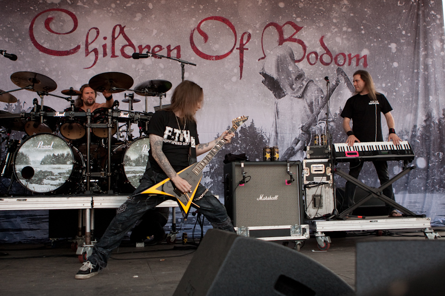 "Children of Bodom Release Ghoulish Animated Video ""Hexed"" Just in Time for Halloween"