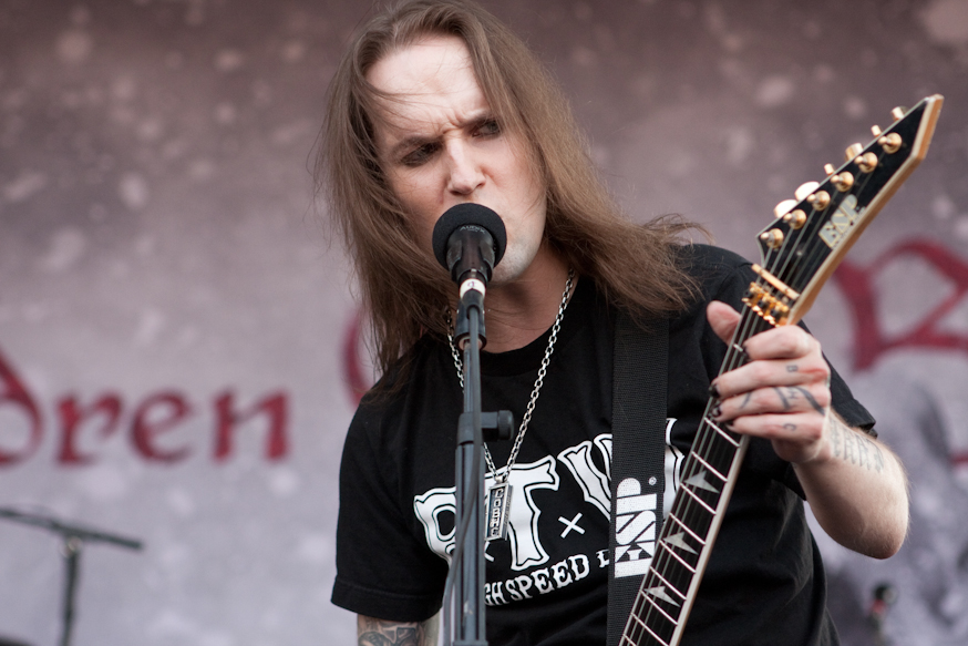 Children of Bodom Founding Member Alexi Laiho Can't Legally Use Band Name After Departure of Core Members