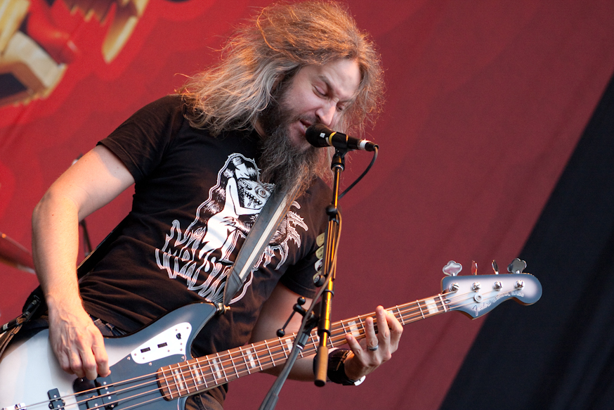 Mastodon's Vocalist Troy Sanders Set To Perform Alongside Thin Lizzy For Select 2019 Summer Shows