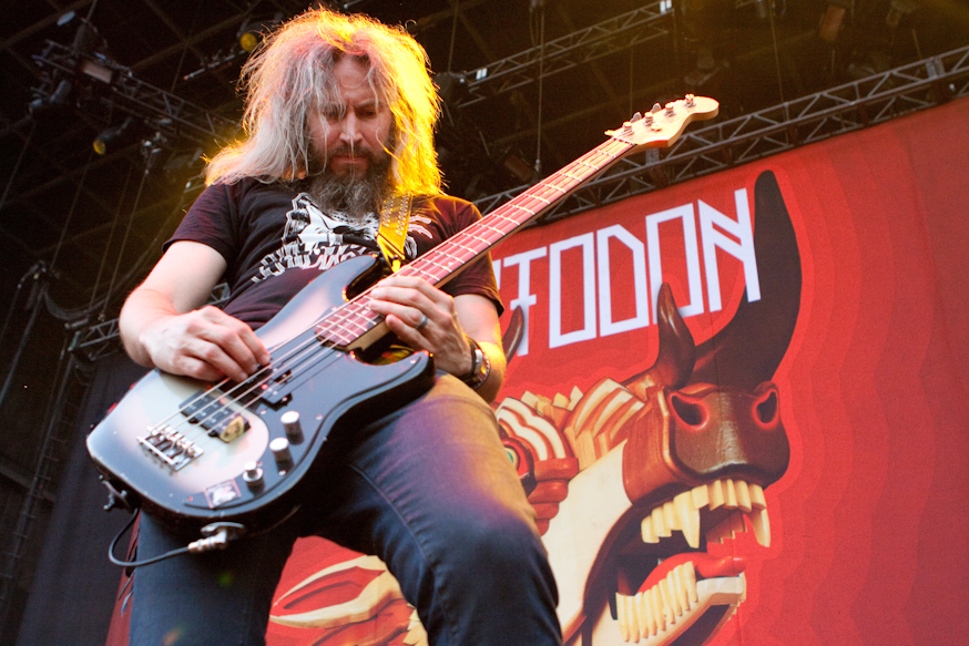Mastodon Have Plans To Finish Up Work on New Album in Fall 2019