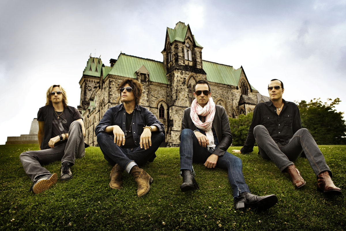 Stone Temple Pilots Post Puzzle Shaped Teaser Hinting at New Record