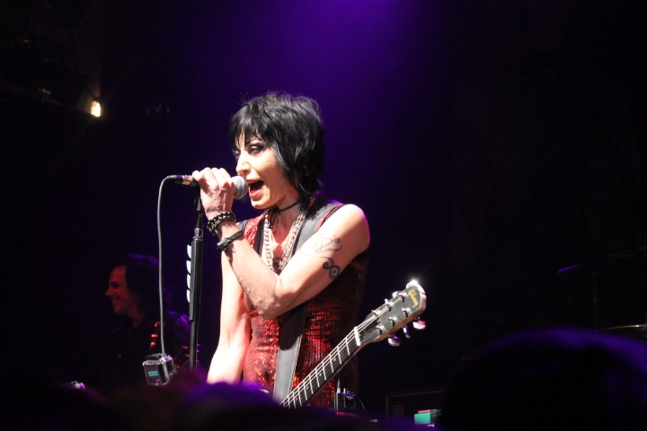 "Joan Jett Rocks Out In New Song ""Fresh Start"" Off Soundtrack to her Autobiographical Documentary"