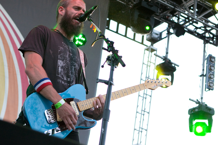 "Baroness Film New Live Acoustic Video of New Song ""Cold Blooded Angels"""