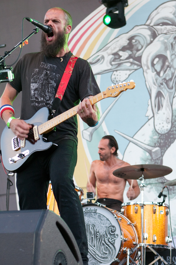 Baroness and Deafheaven Announce Winter 2019 Co-Headlining Tour Dates