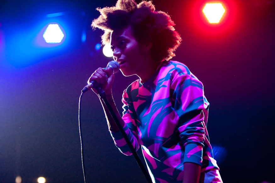 Solange Knowles Bridge-s @ The Getty Center Museum 11/16 & 11/17