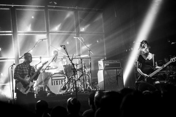 "WATCH: Pixies Release New Video For ""Tenement Song"""