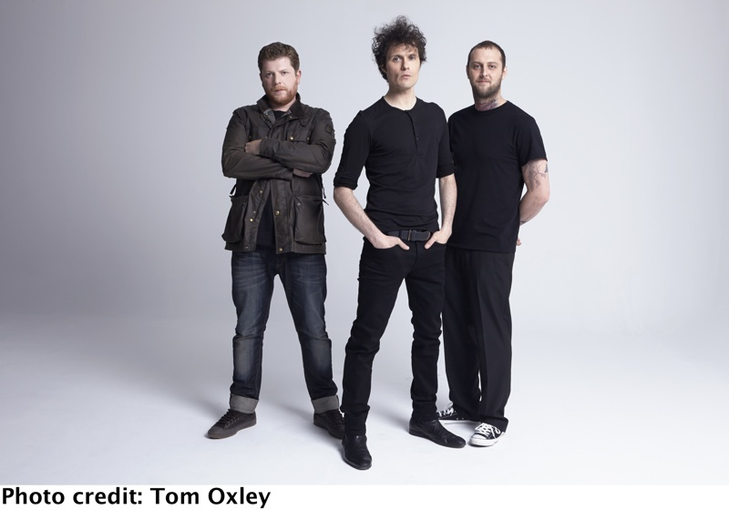 The Fratellis Are Coming to Theatre of Living Arts on January 30