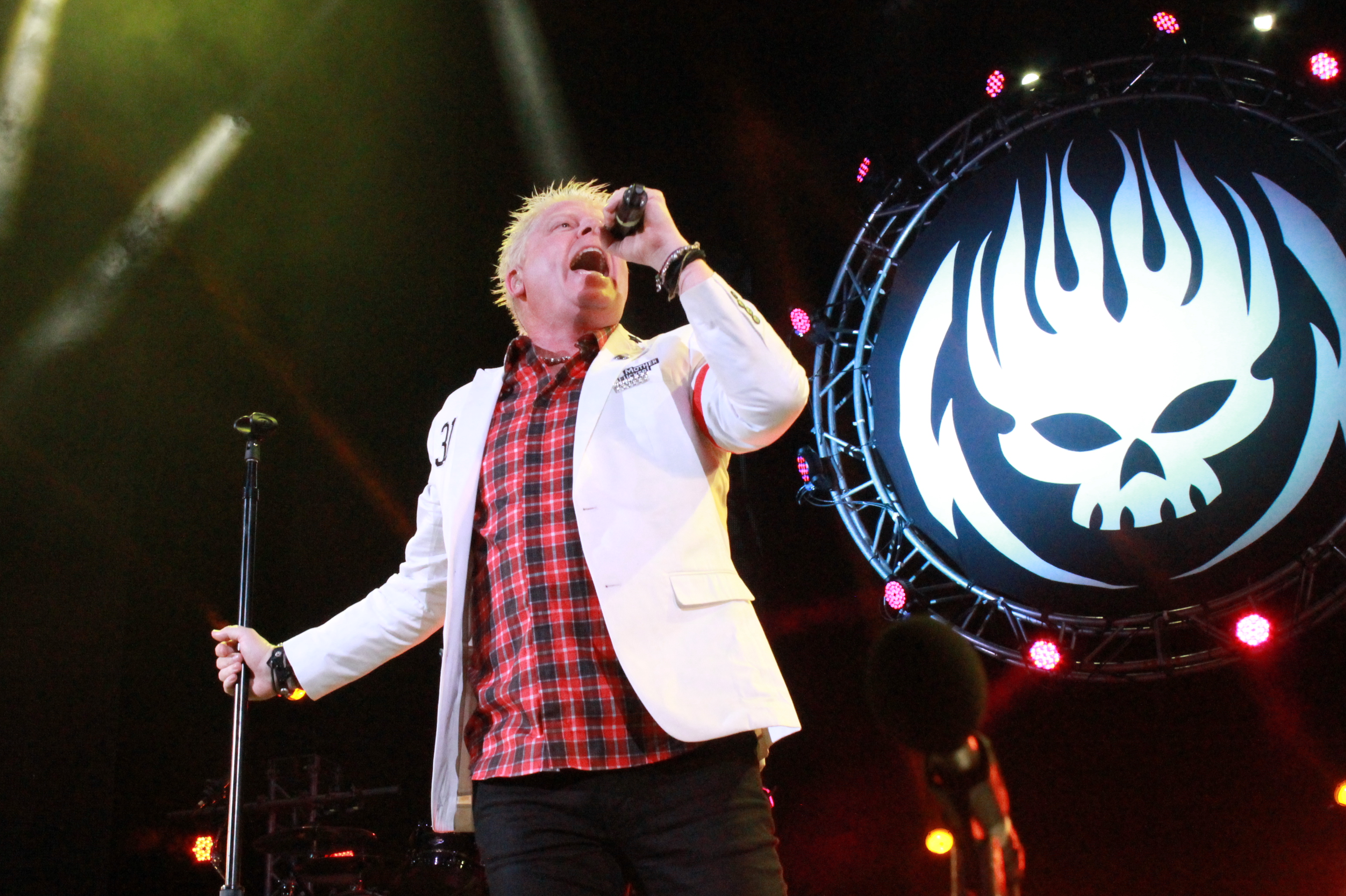 Founding Member of The Offspring Greg Kriesel Suing Bandmates