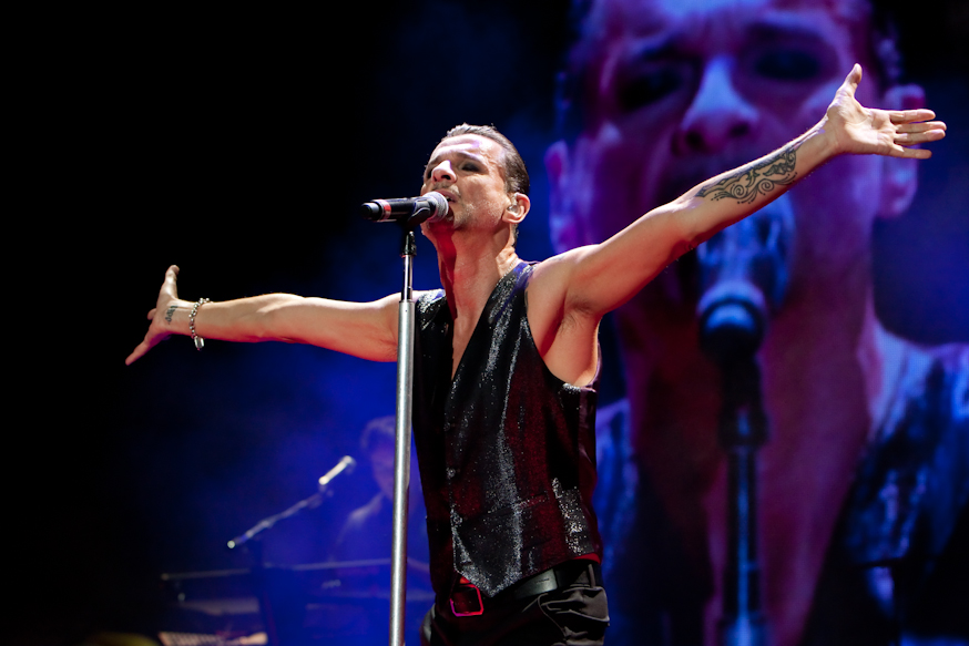 "Depeche Mode Release Video Covering David Bowie Classic ""Heroes"" in Honor of Song's 40th Anniversary"