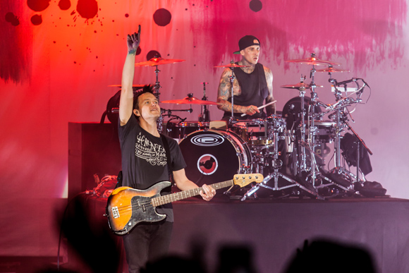 Blink-182 To Headline 2019 Riot Fest After Canceling Last Year