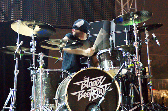 The Bloody Beetroots Announces New Album The Great Electronic Swindle Featuring Perry Farrell, Gallows, Jet, Deap Vally and In Flames Members for October 2017 Release