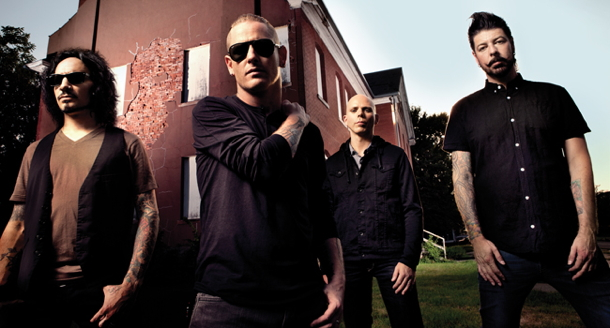 Stone Sour Announces Co-Headlining Winter 2018 Tour Dates With Halestorm