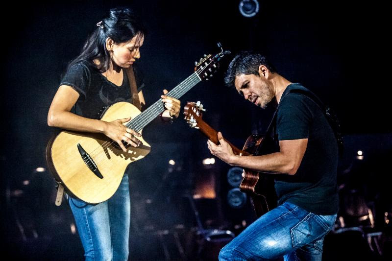 Rodrigo y Gabriela Joined By Members of Megadeth and Metallica at Hollywood Bowl Show (Review, Setlist, More)