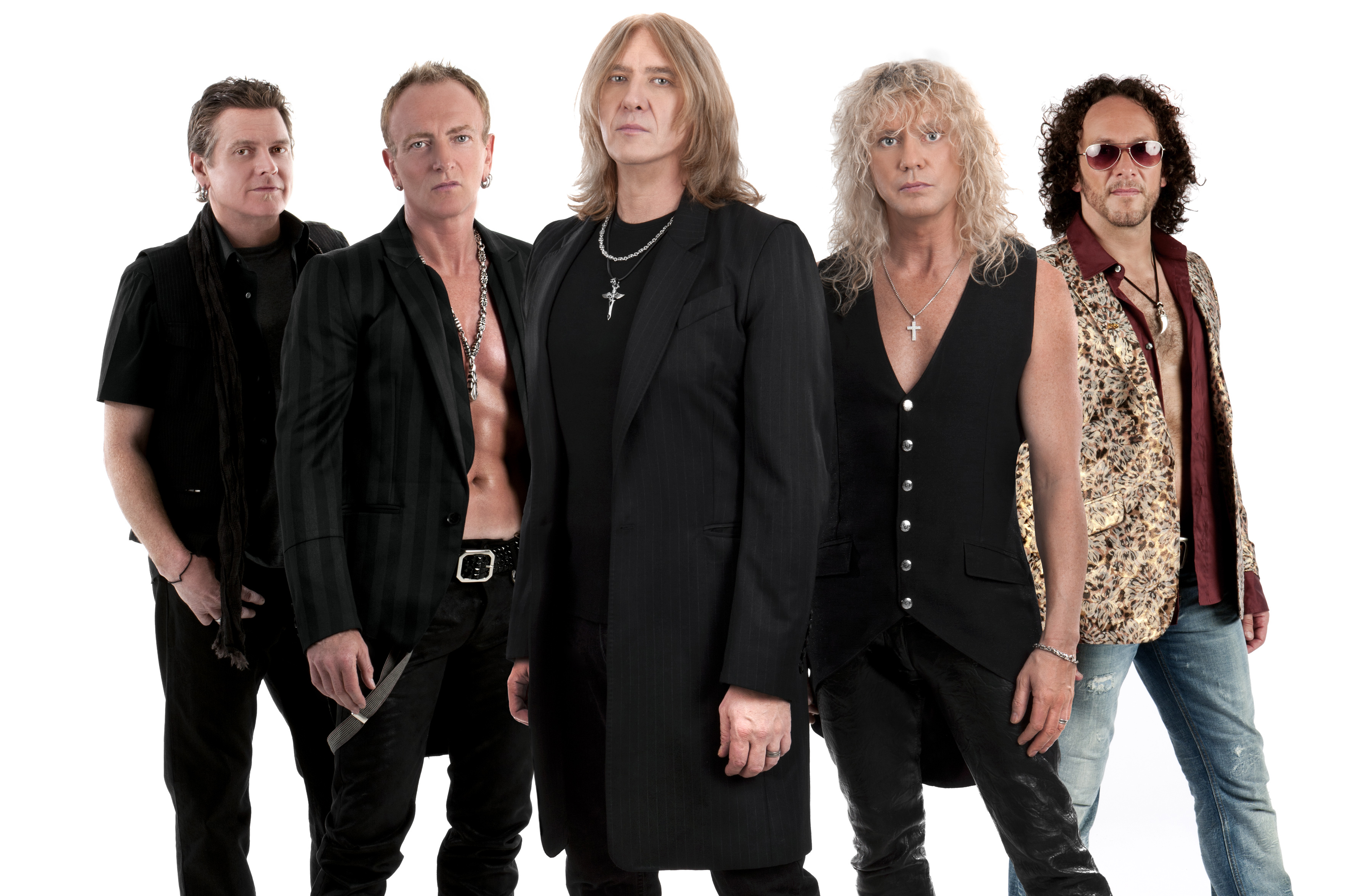 Journey and Def Leppard @ AT&T Park – September 21, 2018