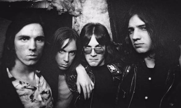 The Stooges' 1969 Self-Titled Debut Set for 50th-Anniversary Reissue Featuring Rejected Mix By John Cale