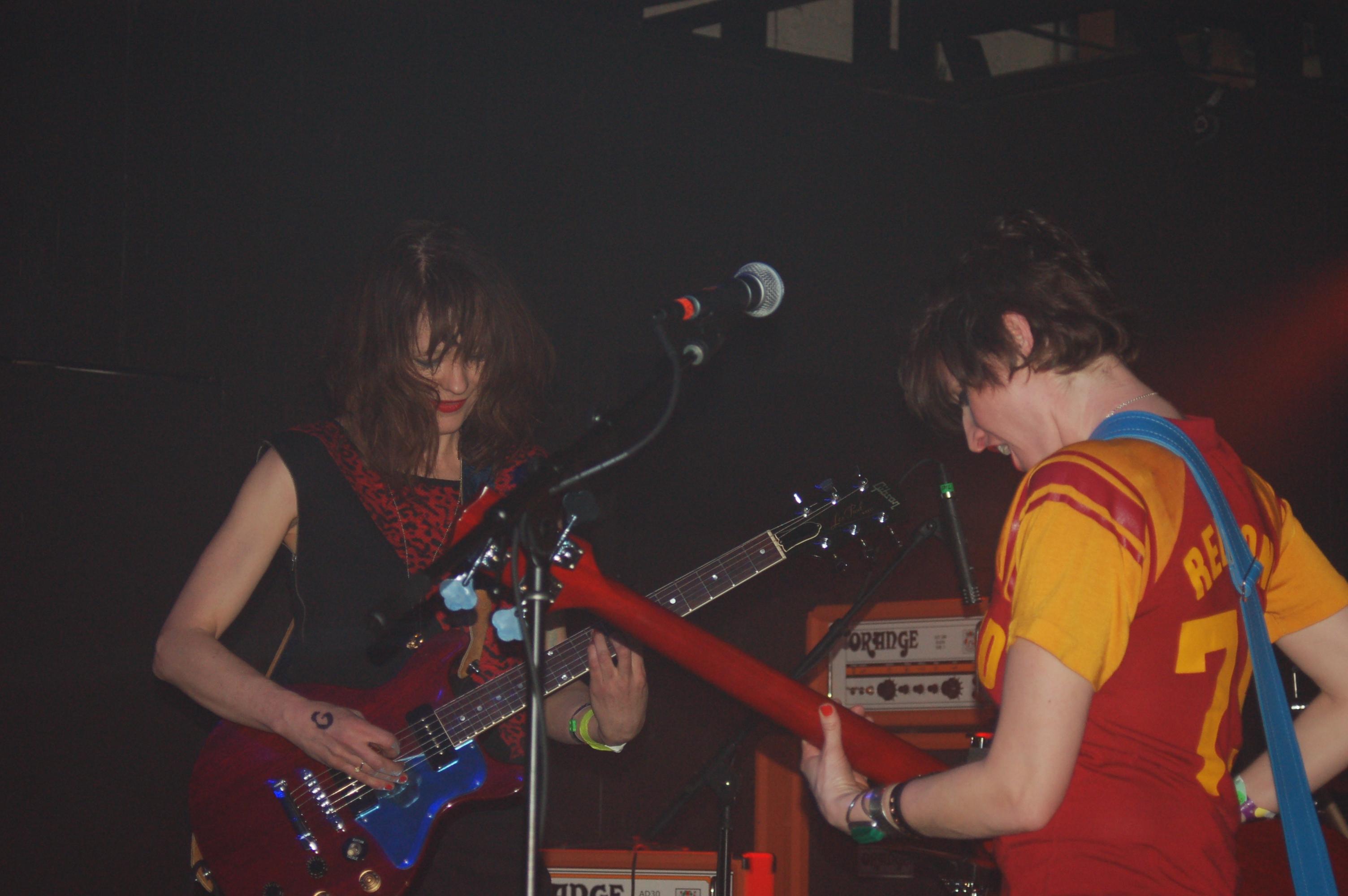 Mary Timony, Alec MacKaye and More Form New Punk Band Hammered Hulls
