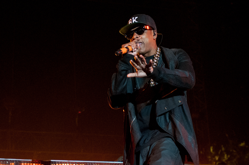 The Meadows Music Festival Day One with Jay-Z, Blood Orange, Run The Jewels, At Citi Field New York