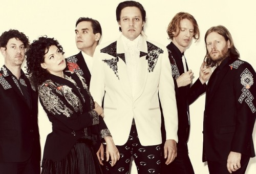 Arcade Fire May Be Touring in 2017