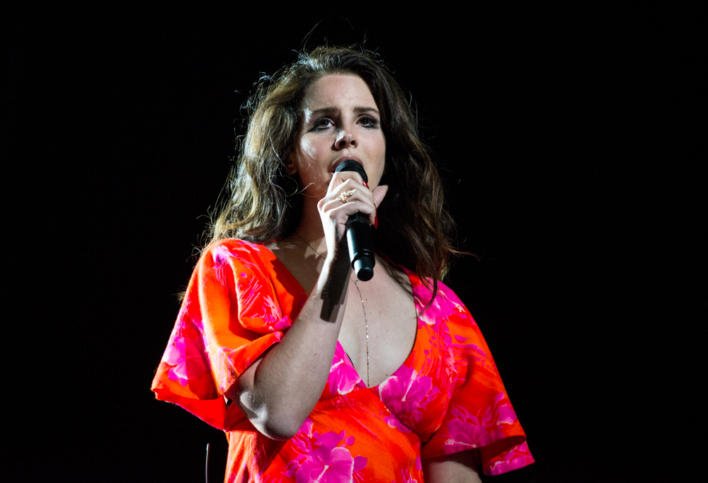 "LISTEN: Lana Del Rey Releases New Song ""Honeymoon"""