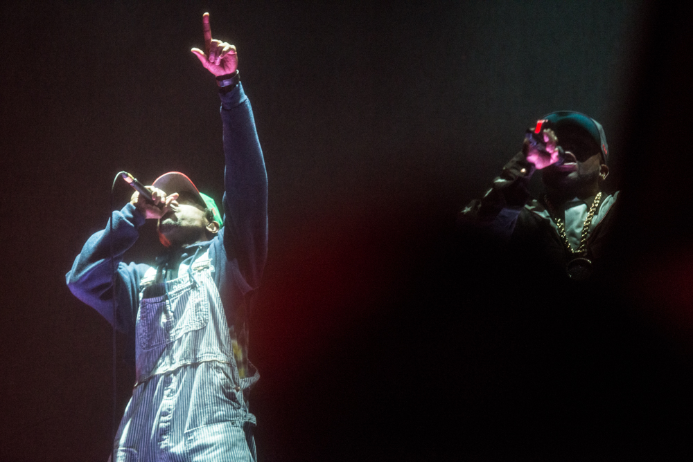 WATCH: Outkast Performs At Dungeon Family Reunion