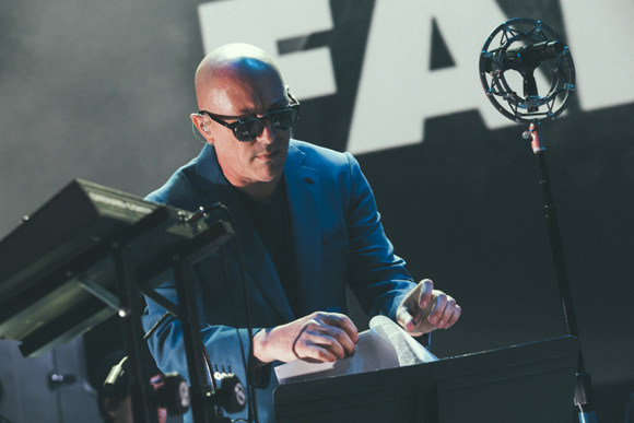 Maynard James Keenan Explains His Stance of Ejecting Fans Who Film His Shows