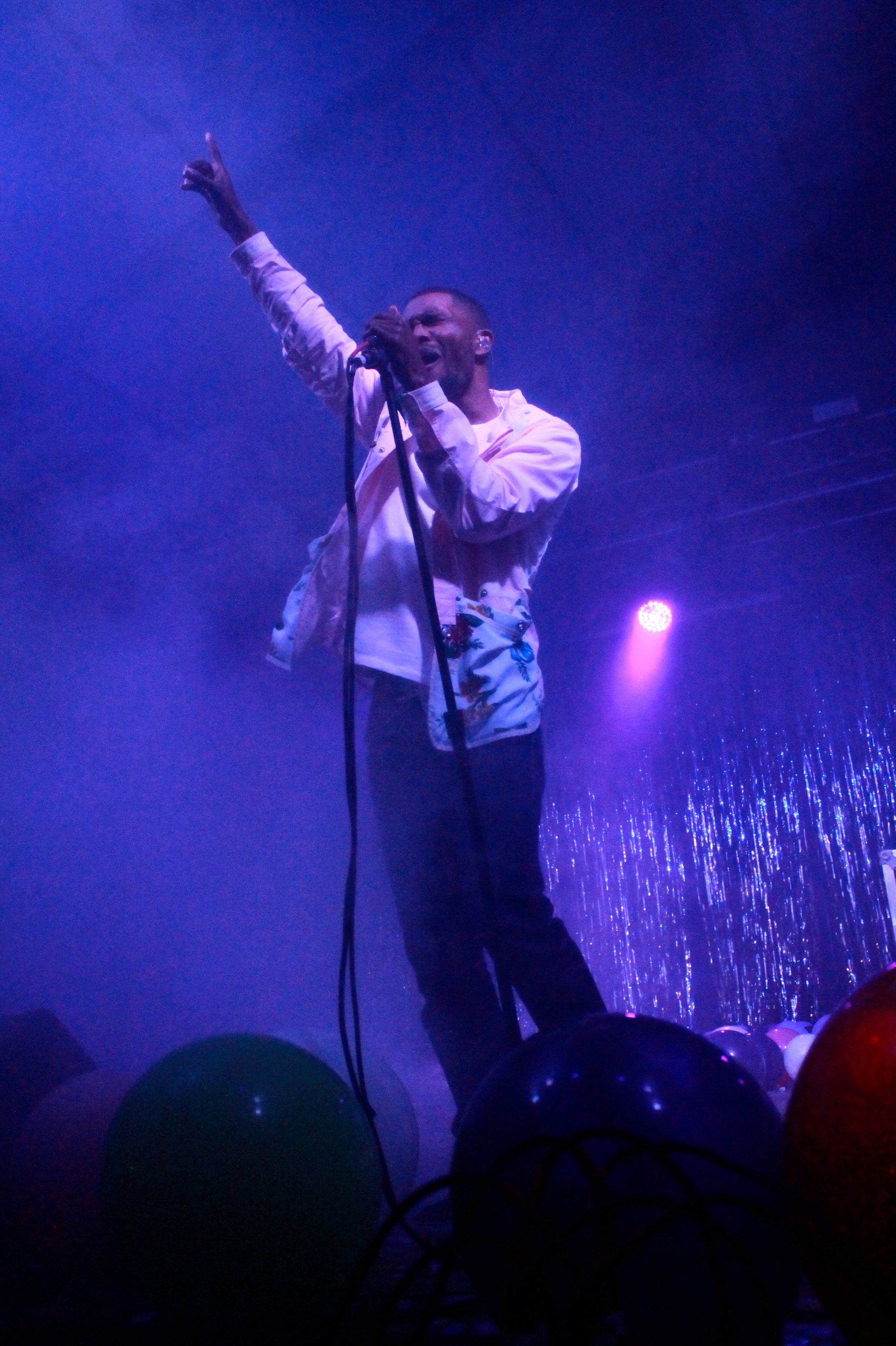 "Frank Ocean Debuts Electro-Heavy Single ""DHL"""
