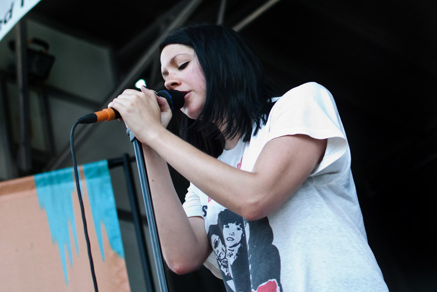 "K.Flay Escapes a Scenic Penitentiary In Dramatic New Video for ""Bad Vibes"""