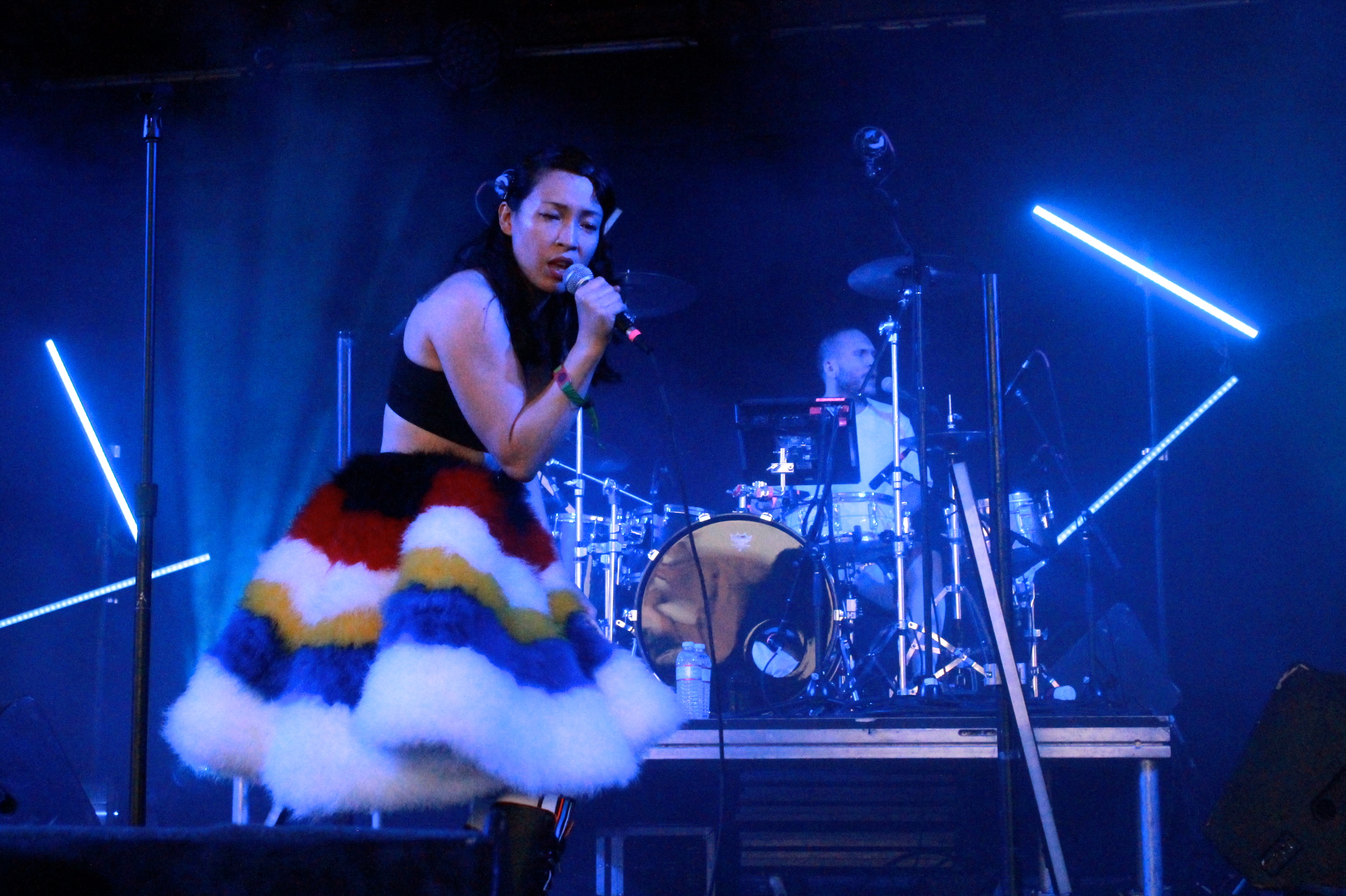 """Little Dragon Release Hallucinogenic New Video for Funky Dance Track """"Celebrate"""""""
