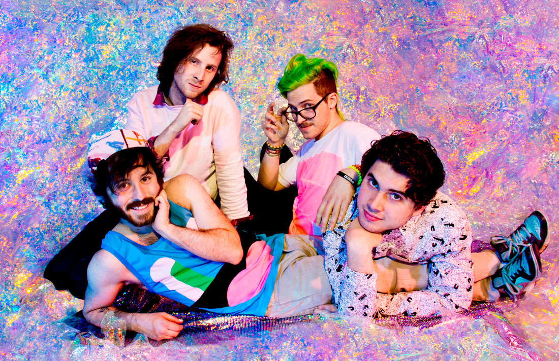 Anamanaguchi with Bit Shifter & Nullsleep @ H0l0 4/6