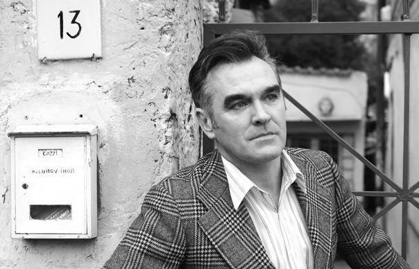 "WATCH: Morrissey Covers Ramones ""Judy Is A Punk"""