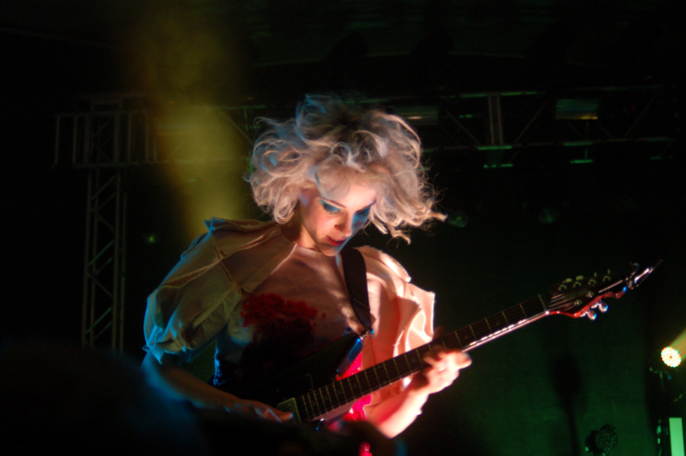 "St. Vincent Releases New Song ""Pills"" Featuring Kamasi Washington, Jenny Lewis and Cara Delevingne"