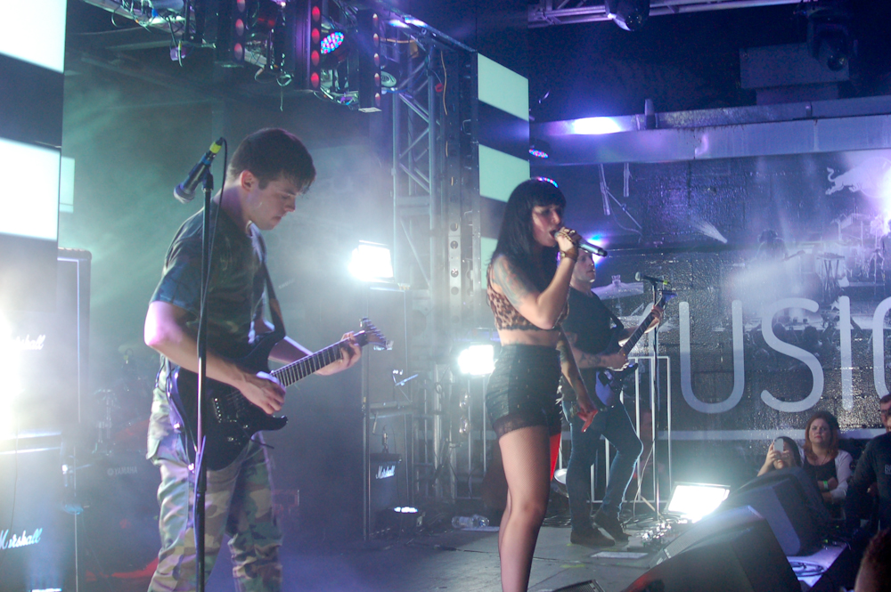 """Sleigh Bells Release New Video for """"I Can Only Stare"""""""