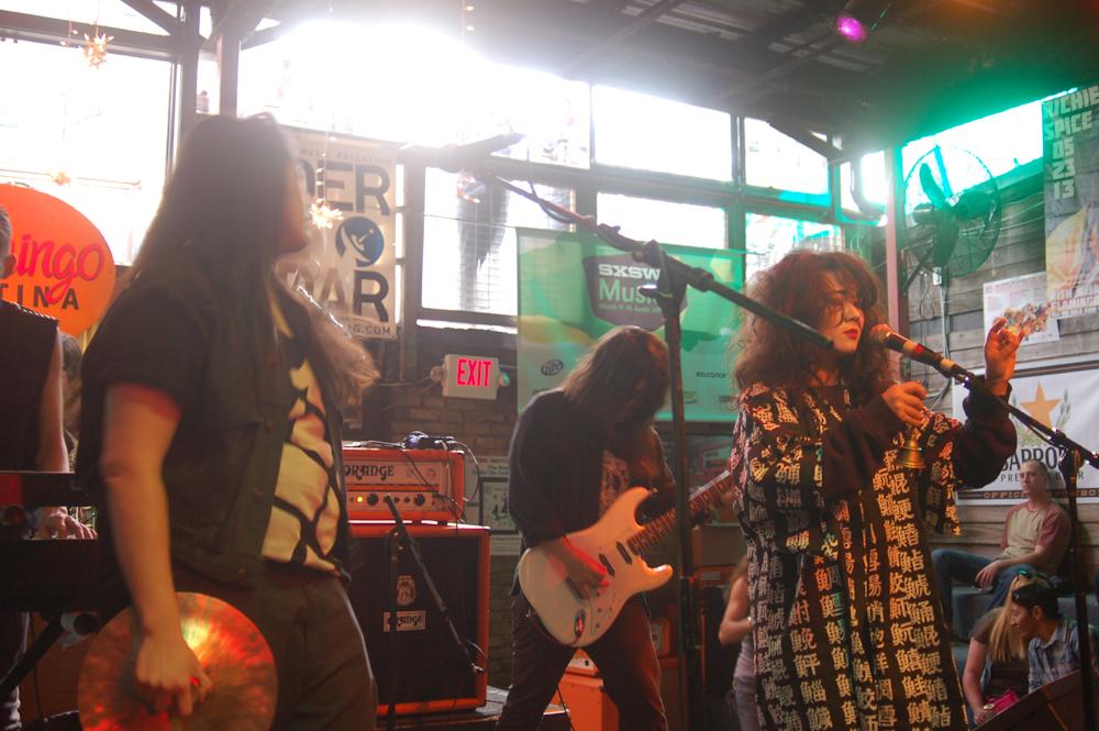 Yamantaka // Sonic Titan Live at Elsewhere, New York