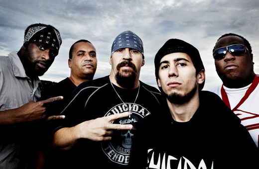"Suicidal Tendencies Feature Shots from Live Shows in New Video for ""Living For Life"""