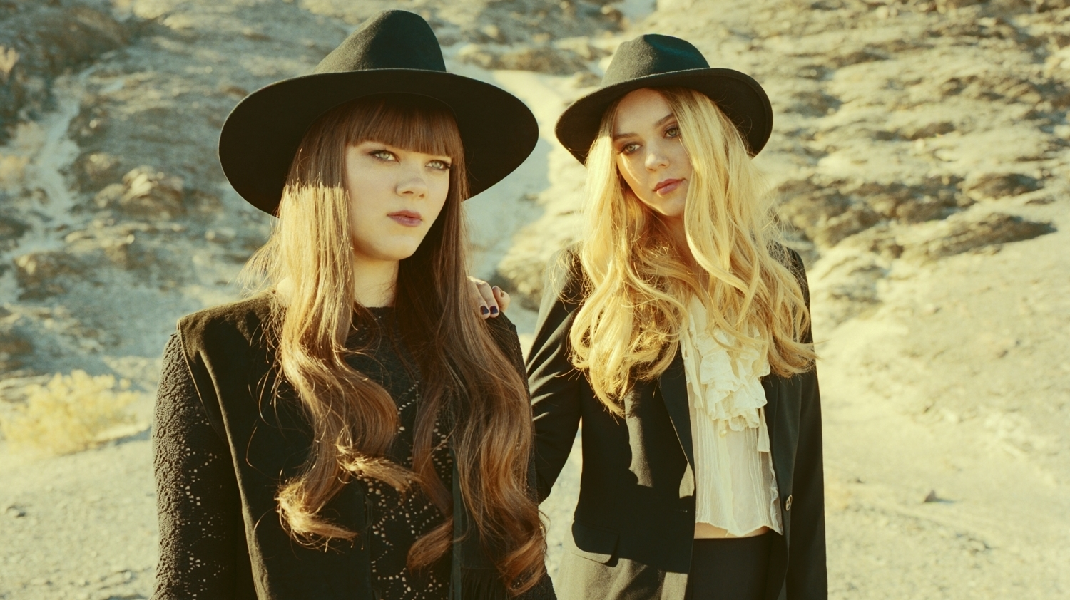 First Aid Kit @ Stubb's 10/14 (ACL Fest Late Night Show)