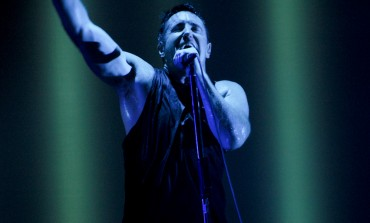 "Nine Inch Nails Performs Song ""Starfucker Inc"" for the First Time in 10 Years"