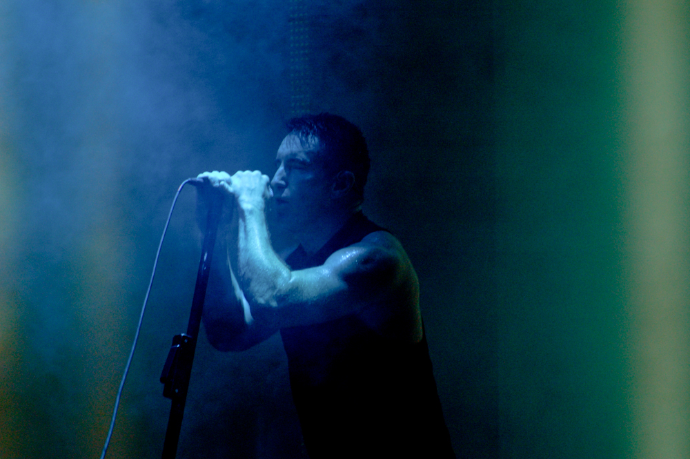 "Nine Inch Nails Releases Live Footage Video of ""Ahead of Ourselves"" from Recent Show"