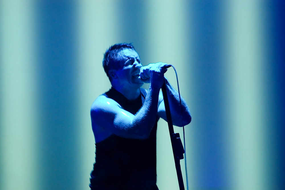 Trent Reznor Says Kanye and The Weeknd Deliberately Copy Nine Inch Nails' Stage Show